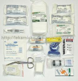 Vybavení lékárnièek V1A