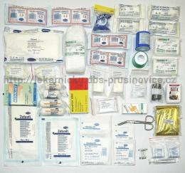 Vybavení lékárnièek V1B