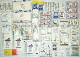 Vybavení lékárnièek V3B