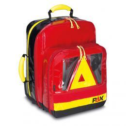 Feldberg - AED NEW! PAX-Plan zdravotnický batoh èervený