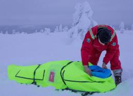 Arctic Pallas Hyothermia Bag