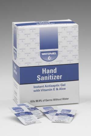 WATER-JEL Hand Sanitizer 144 sáčků - desinfekce rukou