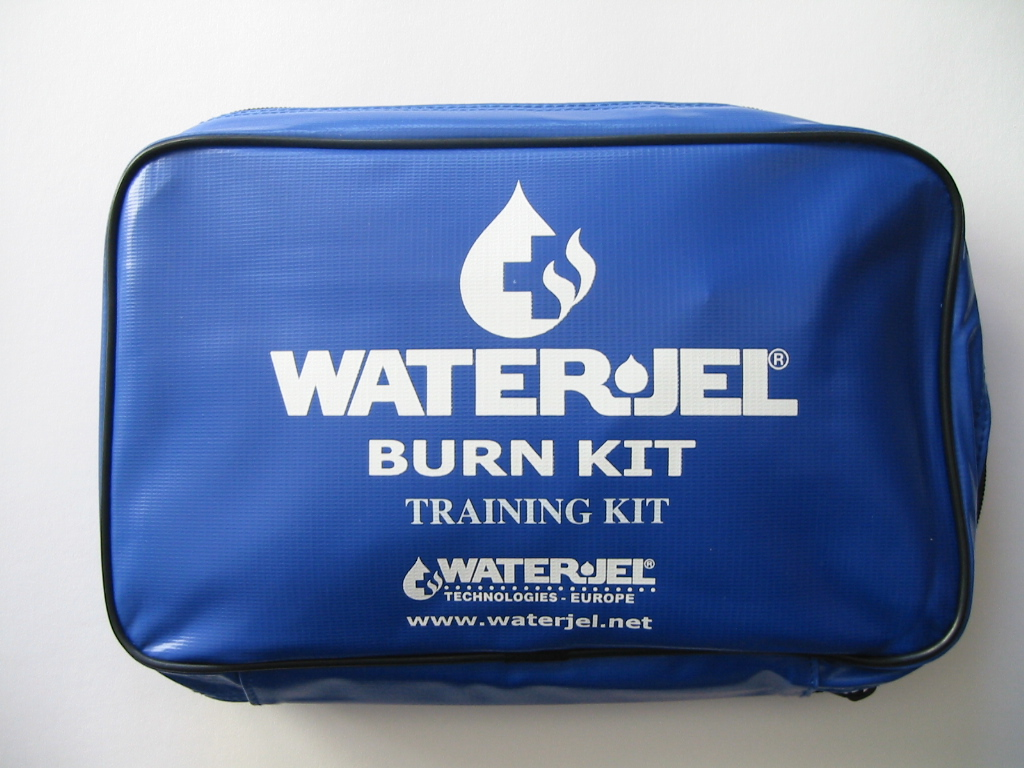 WATER-JEL WATER JEL - Training Burn Kit