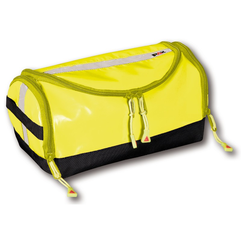 Racoon - kosmetická taška žlutá