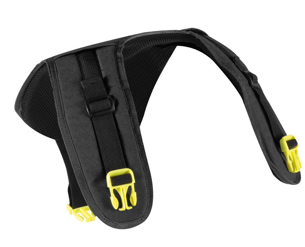 PAX-Bags FirePAX - USAR back plate for radio harness