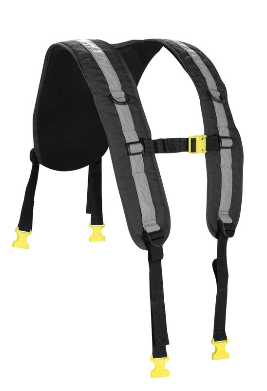 PAX-Bags FirePAX - USAR hip belt shoulder carrying