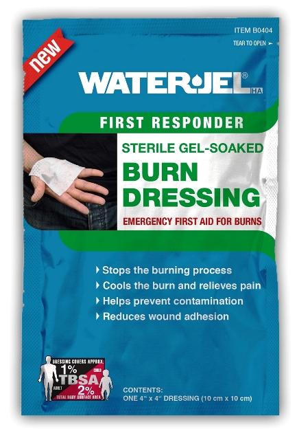WATER-JEL WATER JEL 0404 (10x10cm) obvaz na popáleniny