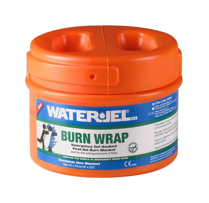 WATER-JEL WATER JEL 3630 (91x76cm - kanystr) popáleninová přikrývka
