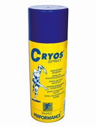 CRYOS Spray 400 ml - ledový spray